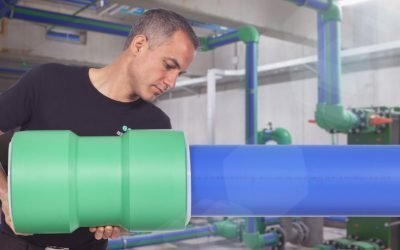 aquatherm Steckmuffe (aquatherm blue pipe)