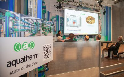 aquatherm will not take part in ISH 2021