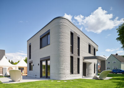 3D House / Germany